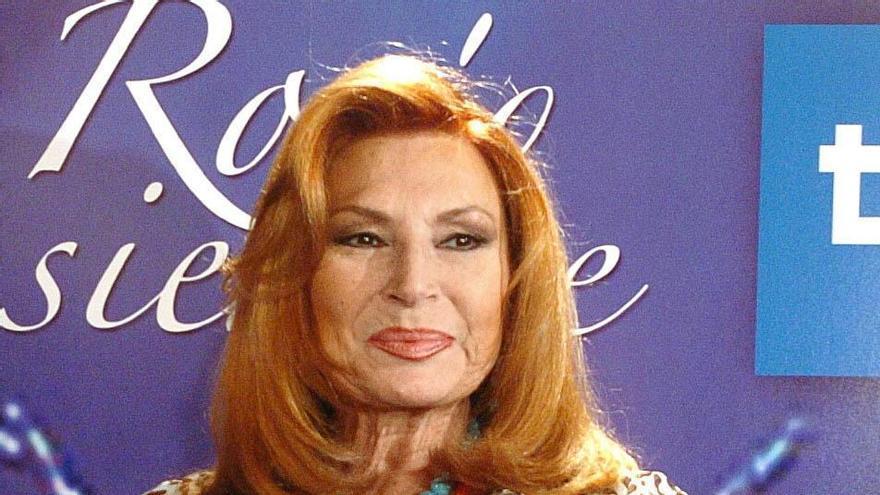 Un disco doble recupera los cuatro primeros álbumes de Rocío Jurado