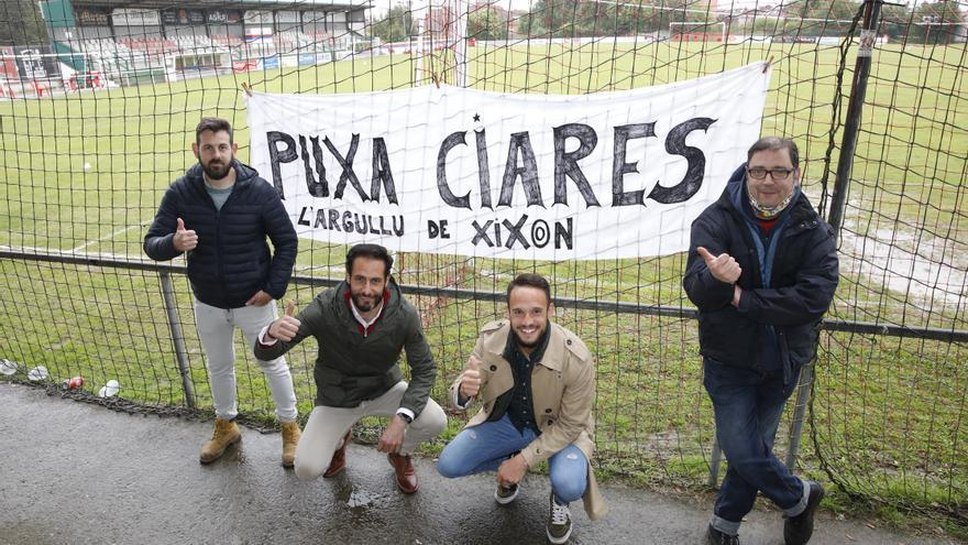 El Ceares renueva al entrenador Pablo Busto