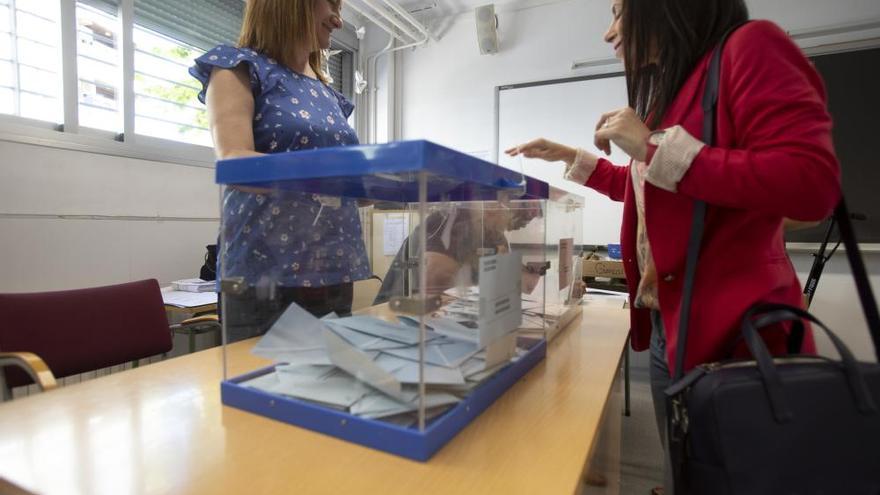 La participación baja en todos los municipios menos en Chella, Guadassèquies y El Palomar