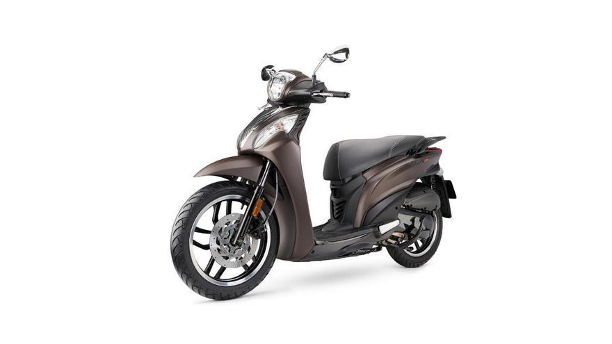 Kymco Miler 125 2021: con ABS, más potencia de frenada y un consumo mínimo