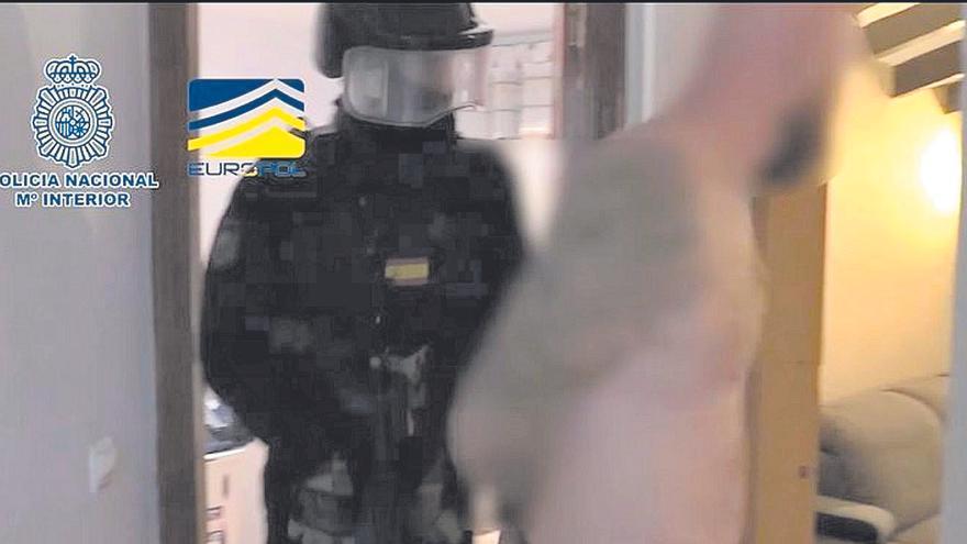 Desarticulada en Palma una red que prostituía a mujeres rusas y polacas