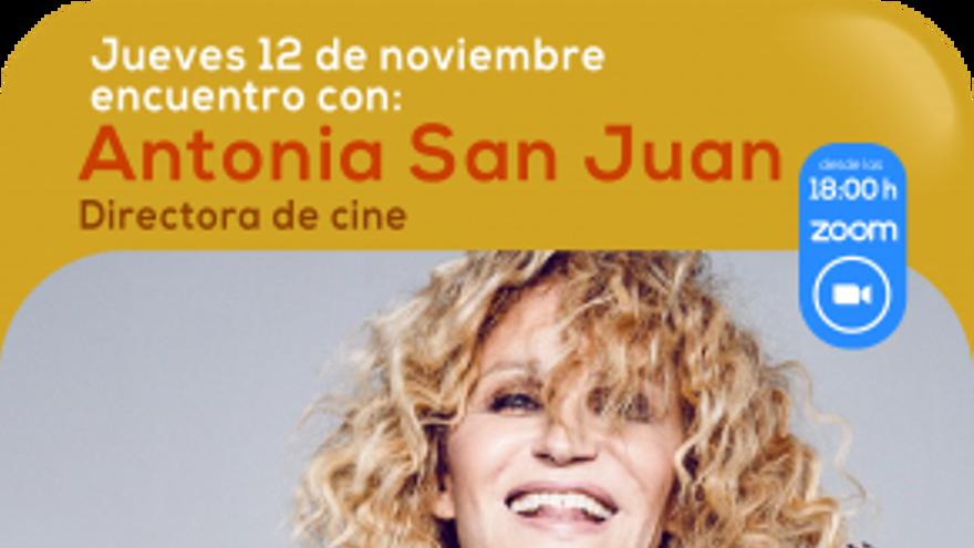 FIC Gáldar: Encuentro Virtual con Antonia San Juan