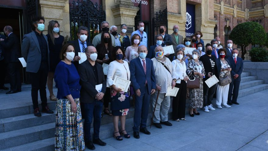 El Ateneo de Córdoba hace entrega de sus Fiambreras de Plata 2020