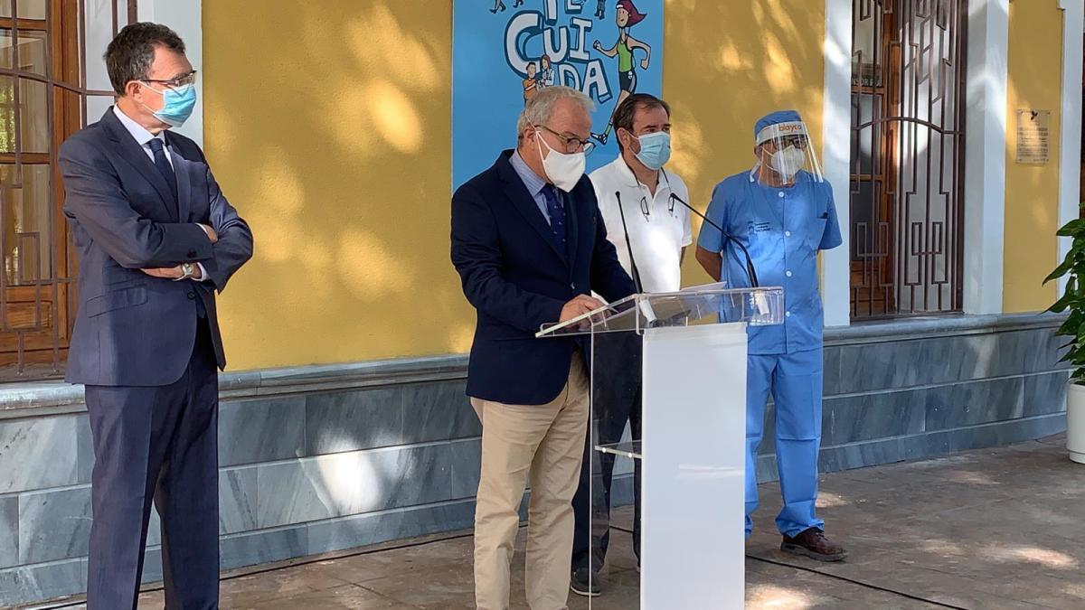 Murcia duplica el número de dosis contra la gripe y abre un nuevo punto de vacunación