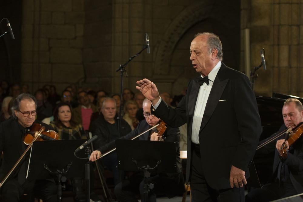 Concierto de Leo Nucci en Betanzos