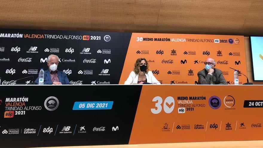 Cómo será el Maratón Valencia 2021