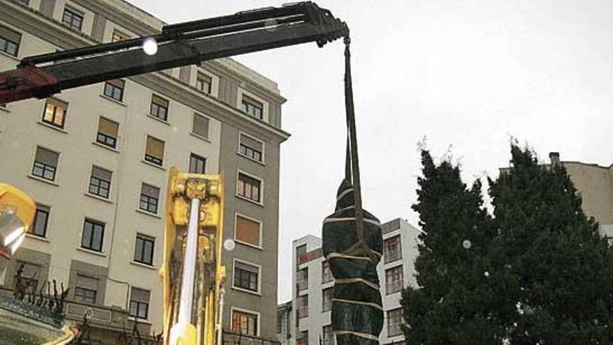 El Concello niega la estatua de Millán Astray a Ceuta para no incumplir la memoria histórica