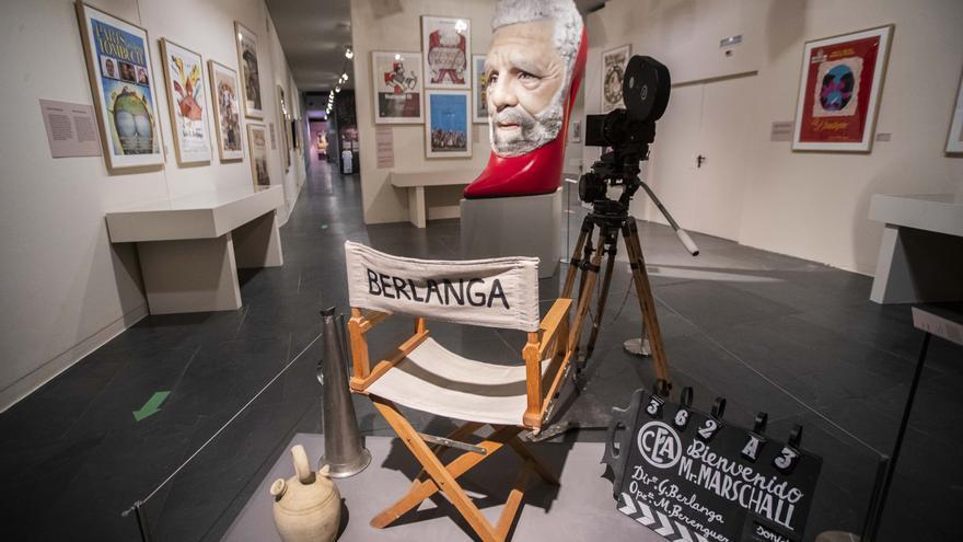Así es '¡Viva Berlanga!', la nueva exposición del MuVIM