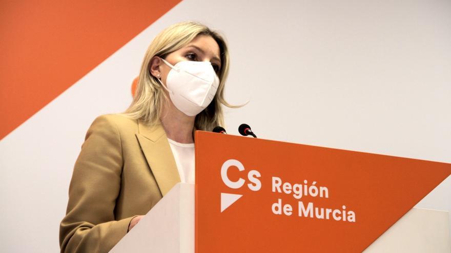 """Ciudadanos insta a sus altos cargos """"de las consejerías de los tránsfugas"""" a dimitir"""