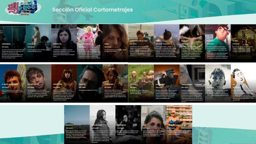 El Skyline Benidorm Film Festival selecciona 42 cortos para la sección oficial