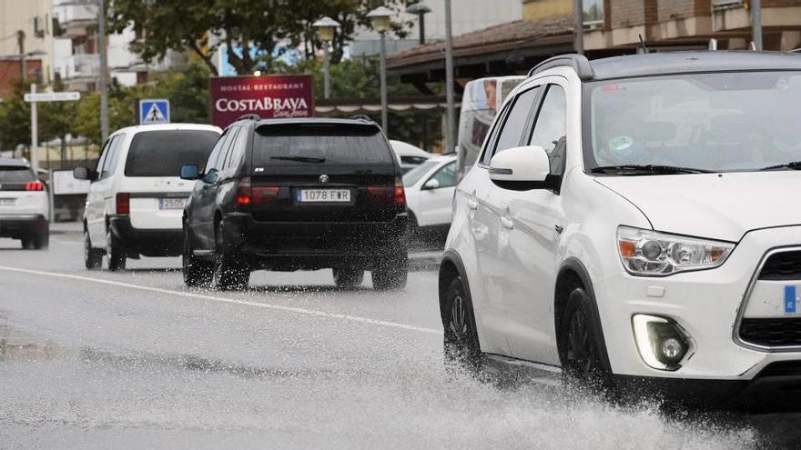 Alerta per tempestes i pedregades aquesta tarda a les comarques gironines