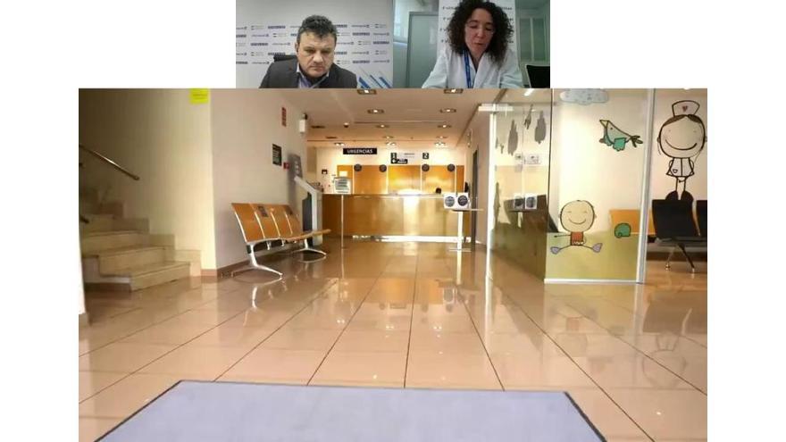 Webinar con la doctora Mª Jesús Cano, coordinadora de Urgencias de los Hospitales Vithas Alicante