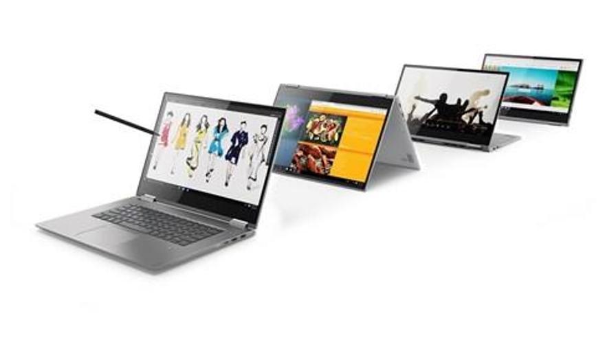 Lenovo presenta los portátiles '2-en-1' Yoga 730 y 530