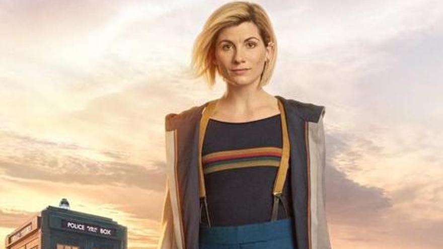 La sèrie «Doctor Who»  es prepara per a la seva temporada més femenina