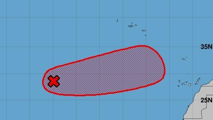 Canarias, expectante por la formación del ciclón Theta