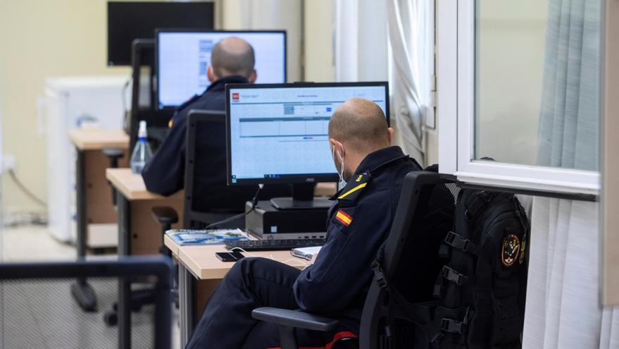 Los rastreadores militares de covid han realizado más de 5 millones de llamadas
