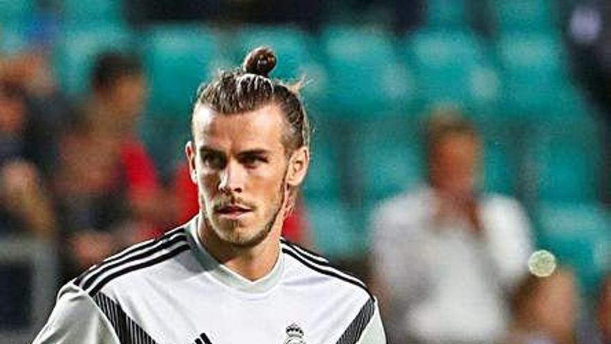 """""""Bale aún ama al Totenham, es donde quiere estar"""", dice su agente"""