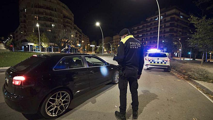Manresa incrementa els controls policials per evitar botellots per la festa major