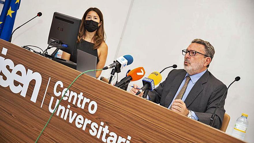 Isen aspira a convertir Cartagena en una 'ciudad universitaria'