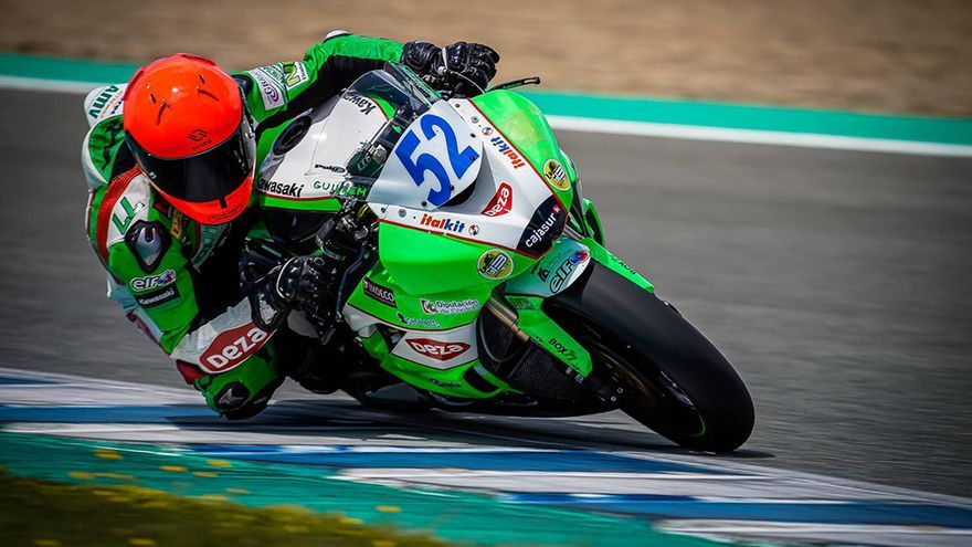 El Deza Box 77 Racing Team se chequea en Navarra