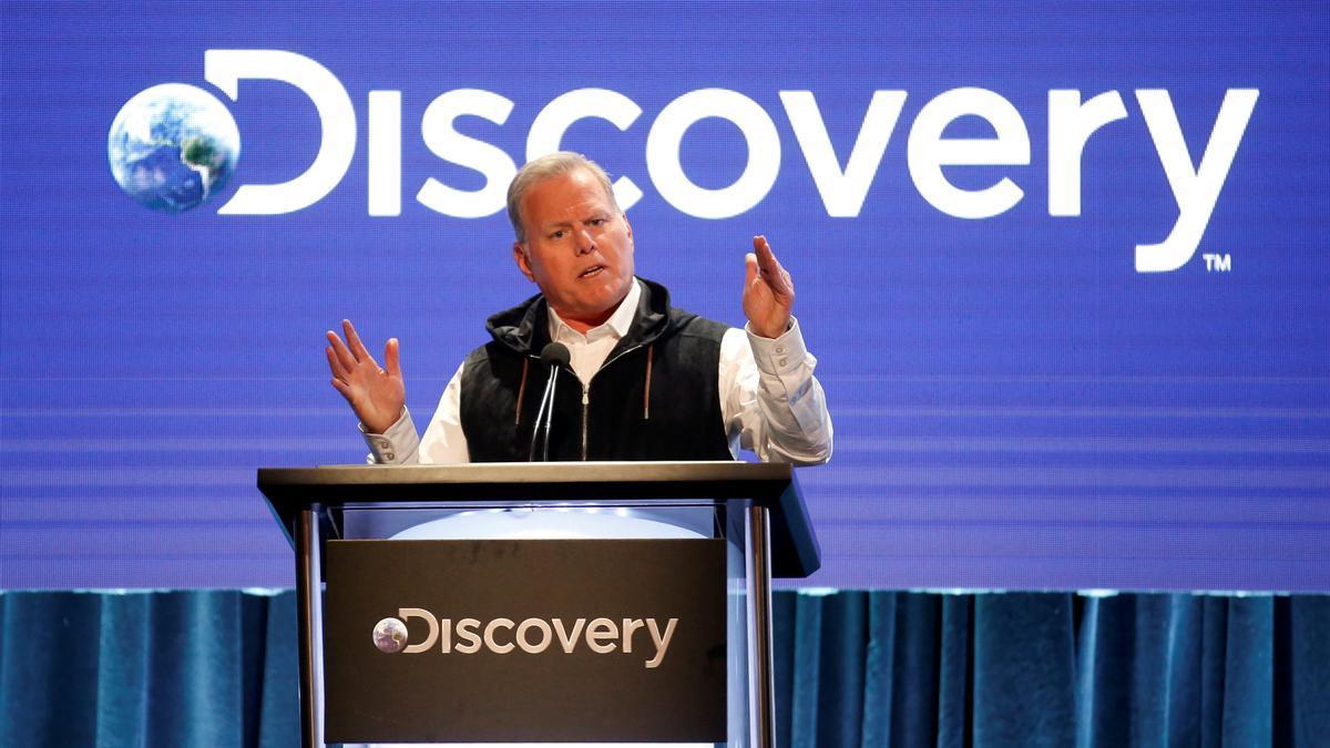 El director ejecutivo de Discovery, David Zaslav, estaría al frente de la nueva firma.