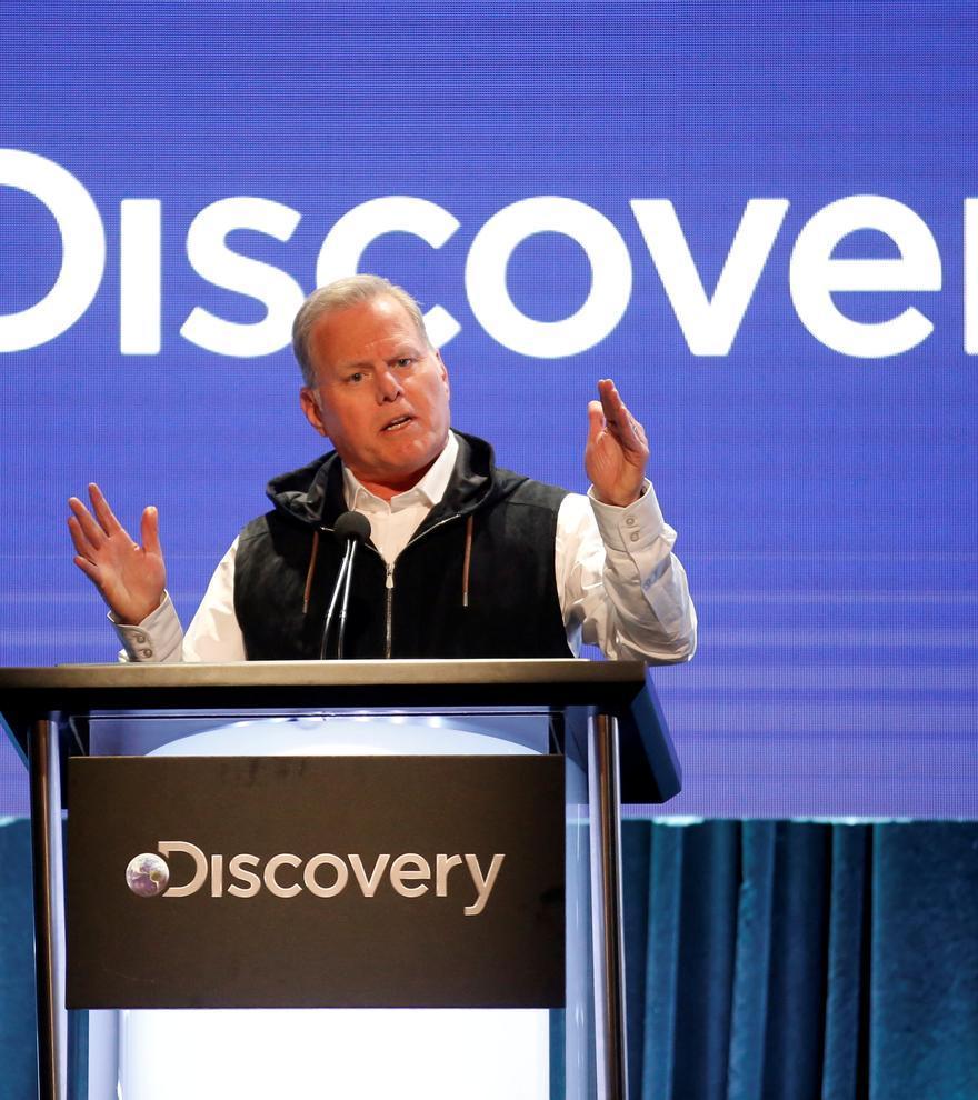AT&T acuerda con Discovery una fusión para crear un gigante de los contenidos