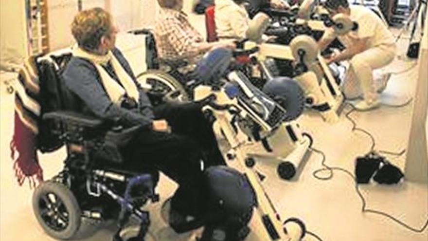 La esclerosis múltiple, la segunda causa de discapacidad en jóvenes