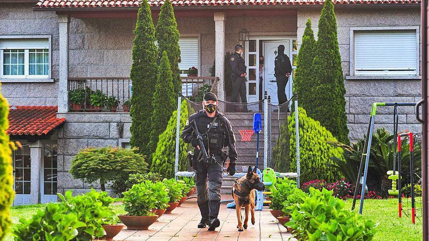 Atribuyen al grupo de presuntos narcos desarticulado en Galicia la venta de 4 kilos de heroína al mes
