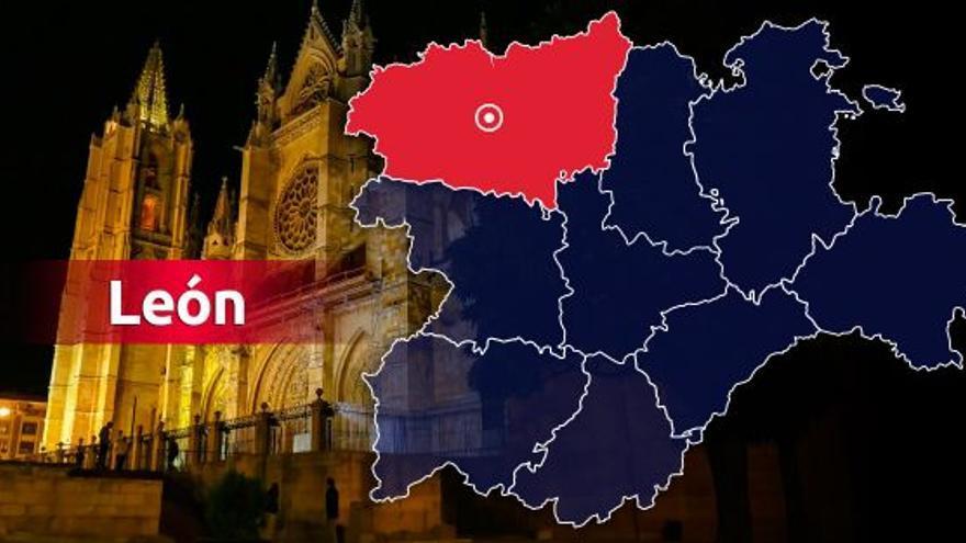 Fallece un hombre tras caer de un andamio en Portilla de Luna (León)