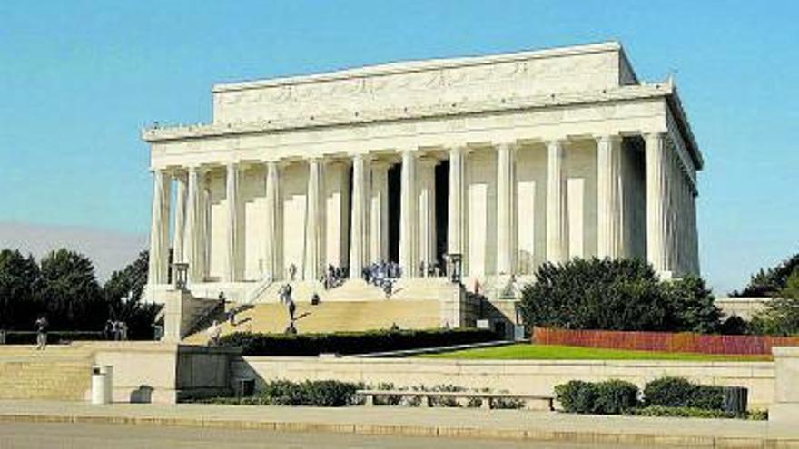 monumento a Lincoln, in memoriam