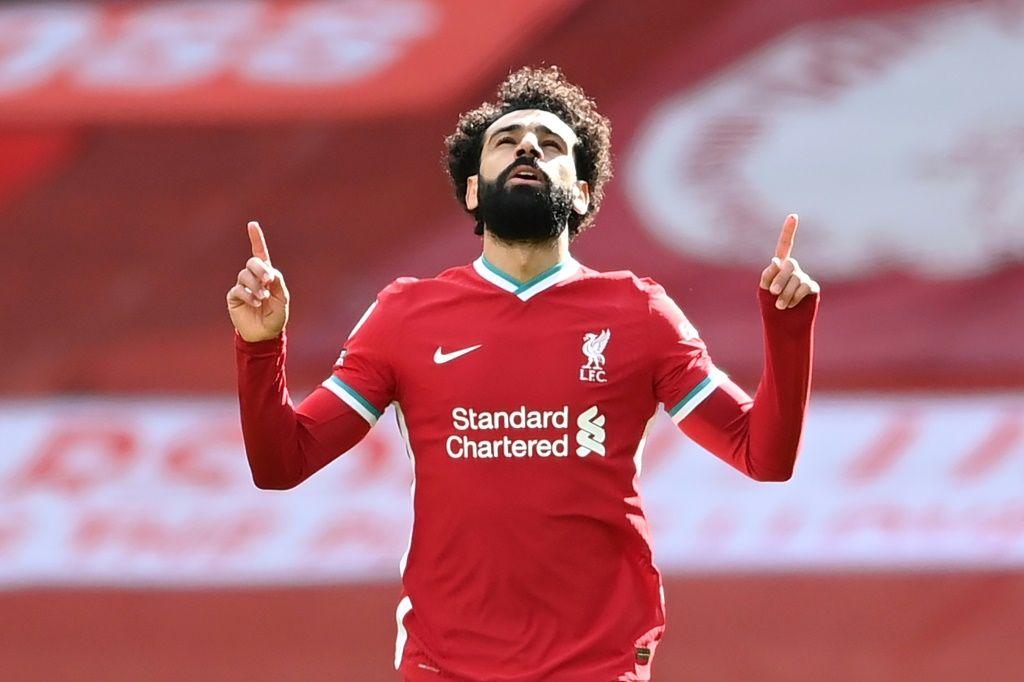 Mo Salah (Liverpool) 34,9 millones de euros
