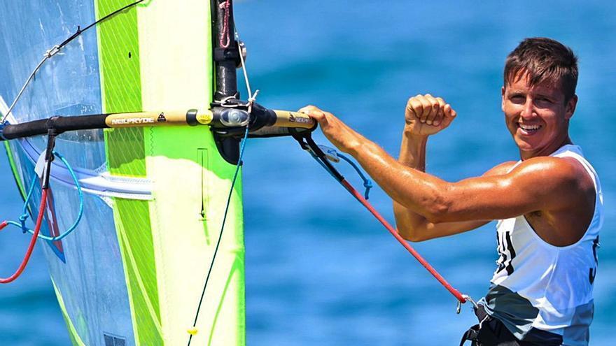 Mateo Sanz conquista el diploma olímpico: «Objetivo cumplido»