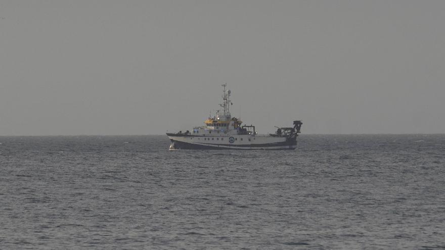 Niñas desaparecidas en Tenerife: El buque oceanográfico continúa la búsqueda de la pequeña Anna