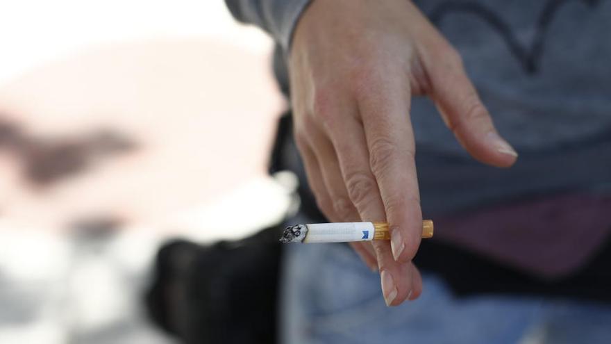 València regulará el consumo de tabaco en la playa y podría ampliar la zona de perros