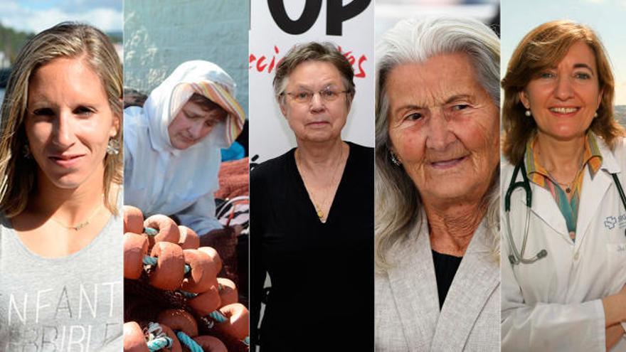 La Xunta distingue solo a mujeres con las Medallas Castelao tras acapararlas los hombres 3 décadas