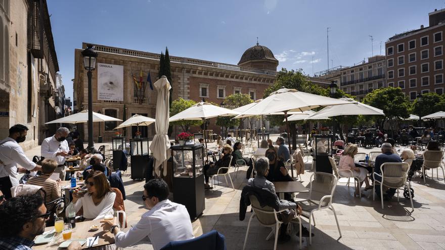 El tiempo en Valencia: cambio para hoy en las temperaturas