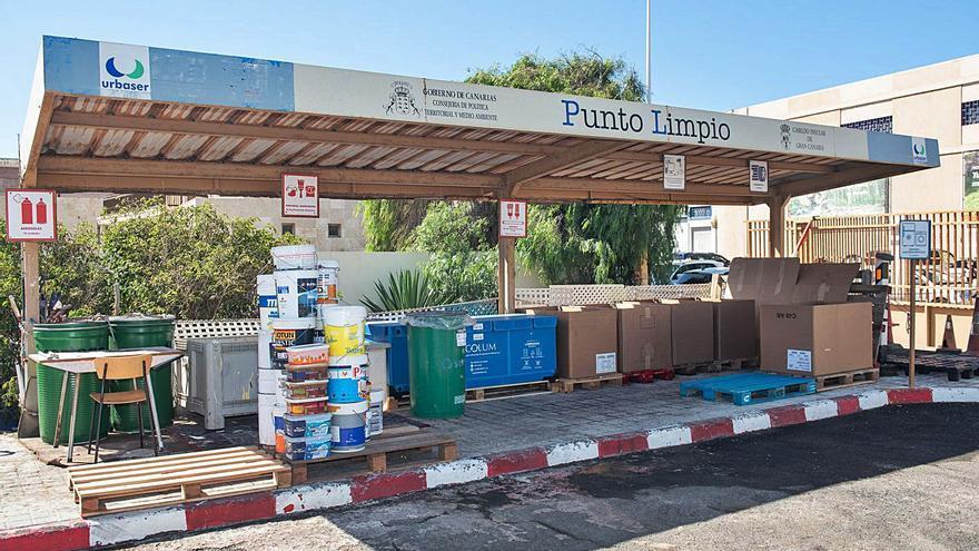 """El Cabildo busca """"un plan B"""" para evitar el monopolio en la gestión de residuos"""
