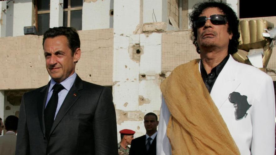 Sarkozy, imputado por un cuarto delito por la financiación electoral de 2007