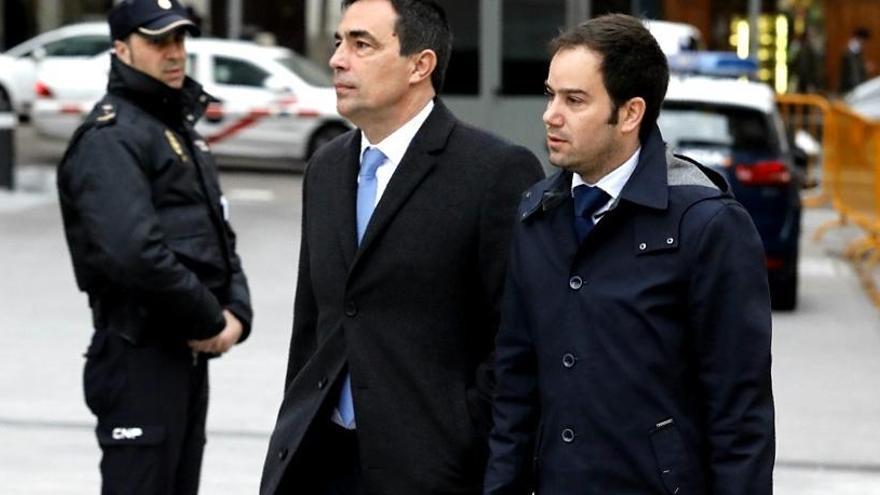 Lamela deixa en llibertat amb mesures cautelars l'exdirector dels Mossos