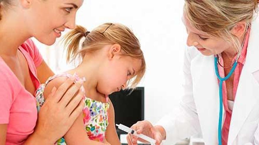 Salud Pública asegura tener solventada la falta de vacunas infantiles