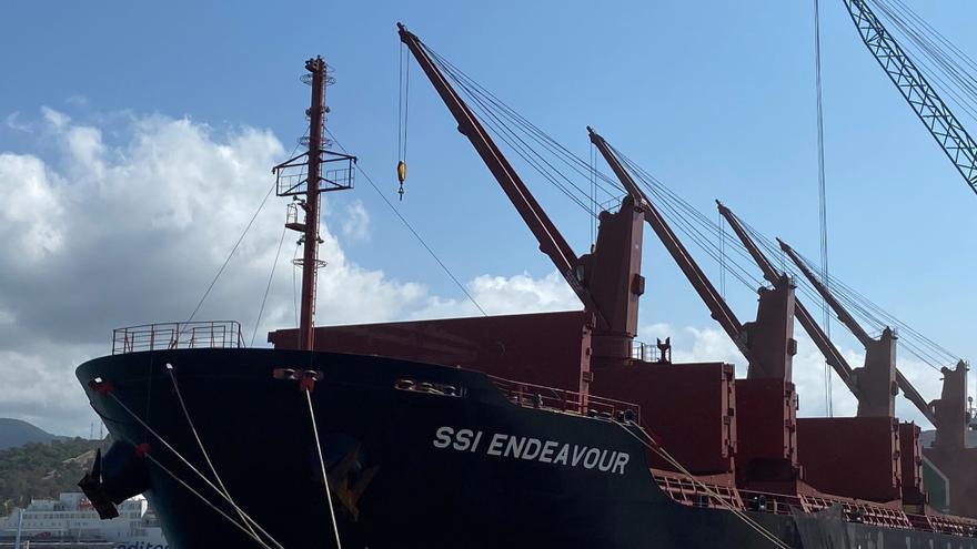 Servimad Global moverá cerca de 90.000 toneladas de agroalimentario esta semana en el puerto de Málaga