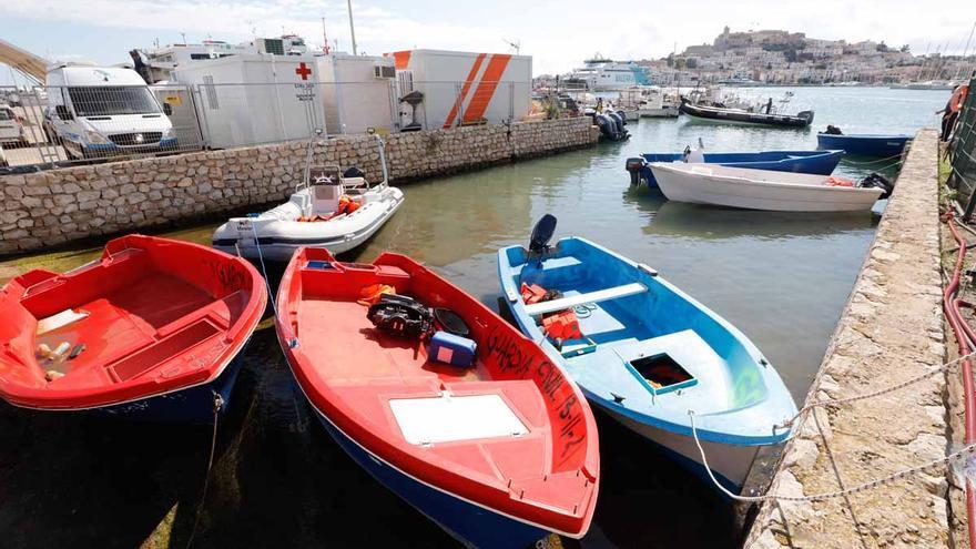 Arriba una nueva patera a Formentera con 16 migrantes
