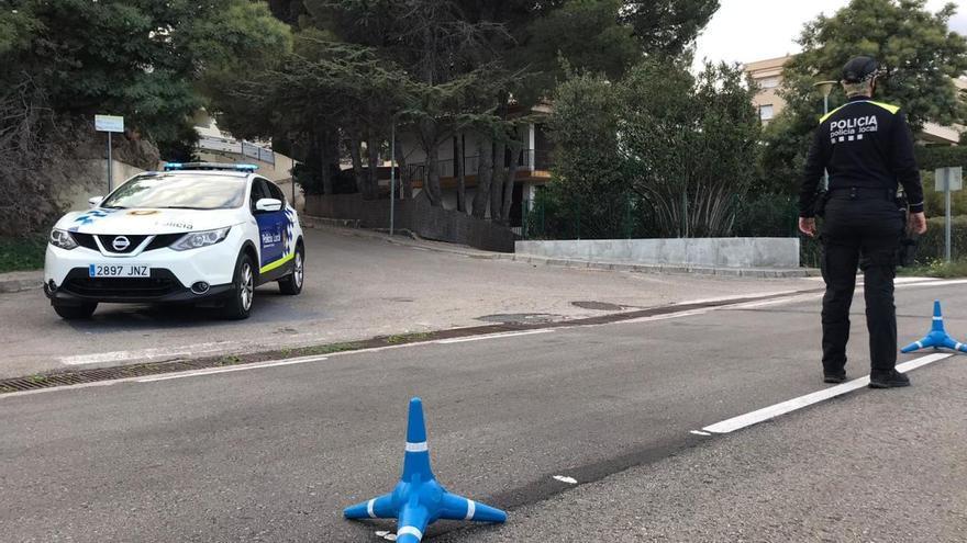 La Policia Local de Llançà aconsegueix reduir les ocupacions il·legals