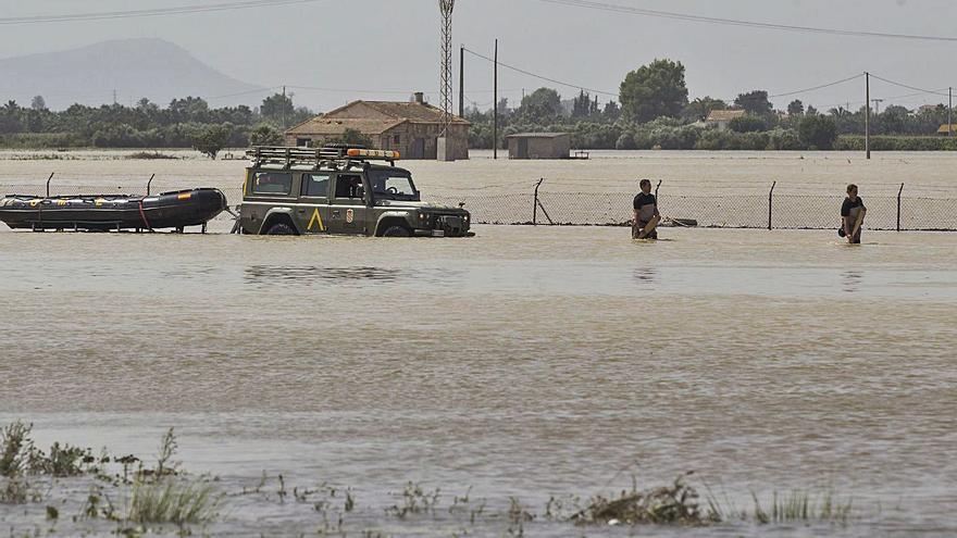 El plan contra inundaciones de la CHS prevé una inversión de 528 millones hasta 2027