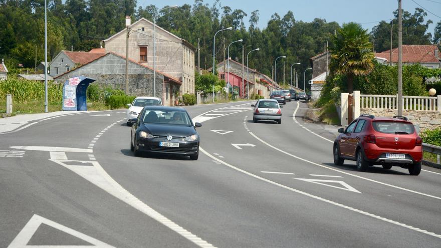 La Xunta adjudica por más de 615.000 euros la ejecución de una senda en la PO-531 en A Devesa