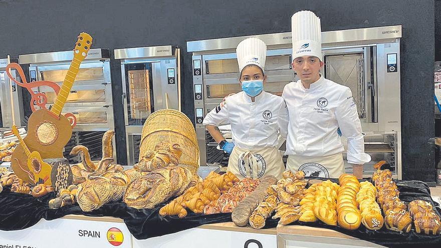 Manos coruñesas en el Olimpo de la panadería