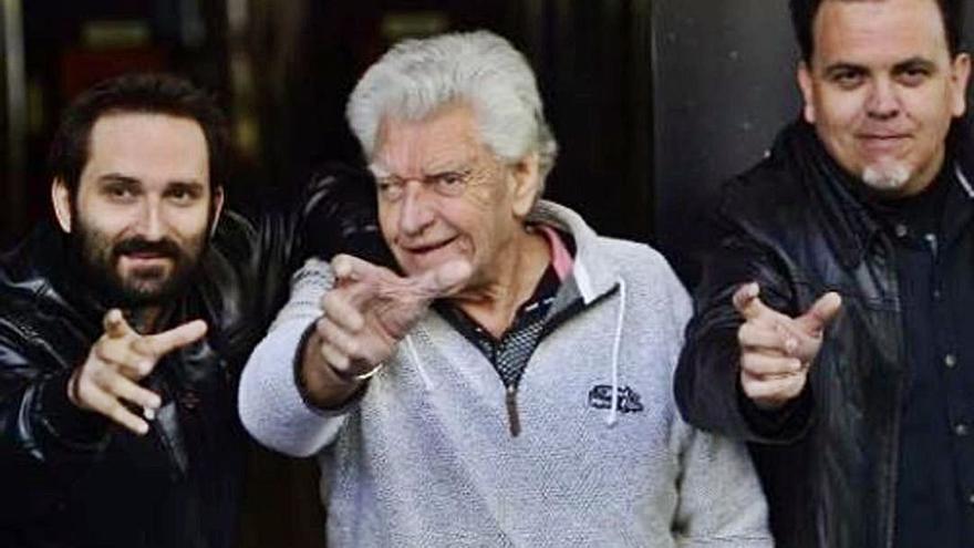 Fallece David Prowse, el actor que dio vida a Darth Vader