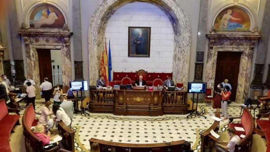 València activa varios proyectos urbanísticos y dobla las ayudas por la pandemia