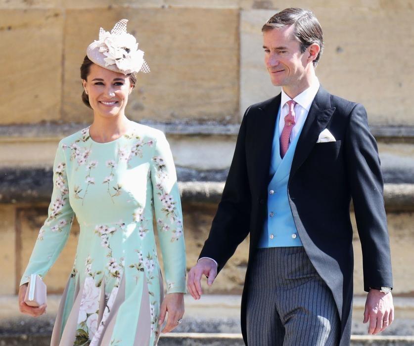 Invitados a la boda real en Windsor