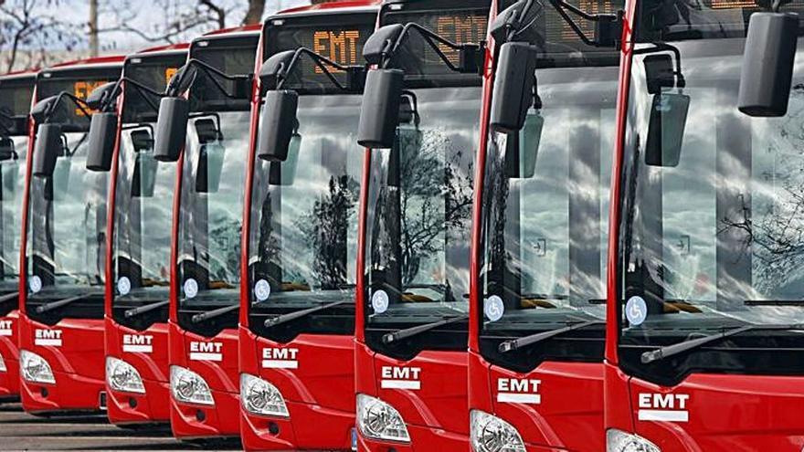 Viajes gratis en autobús hoy emn València por la Semana de la Movilidad 2021